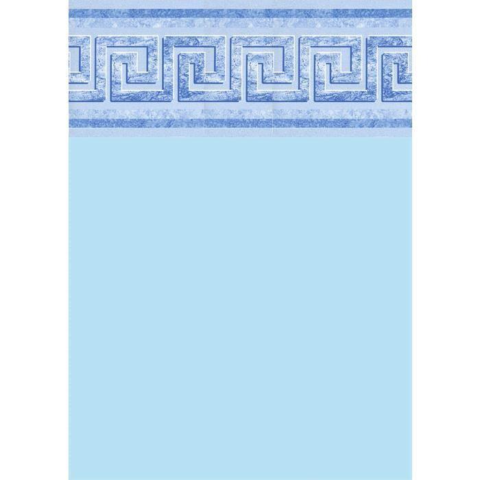 Achat / Vente coque liner Liner Piscine 75/100 Bleu c