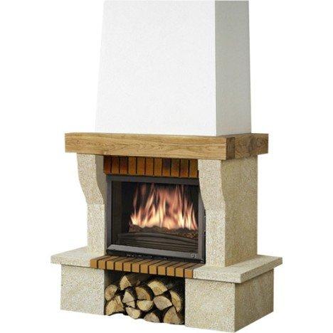 réf 66899161 usage du produit cadre décoratif pour foyer bois foyer