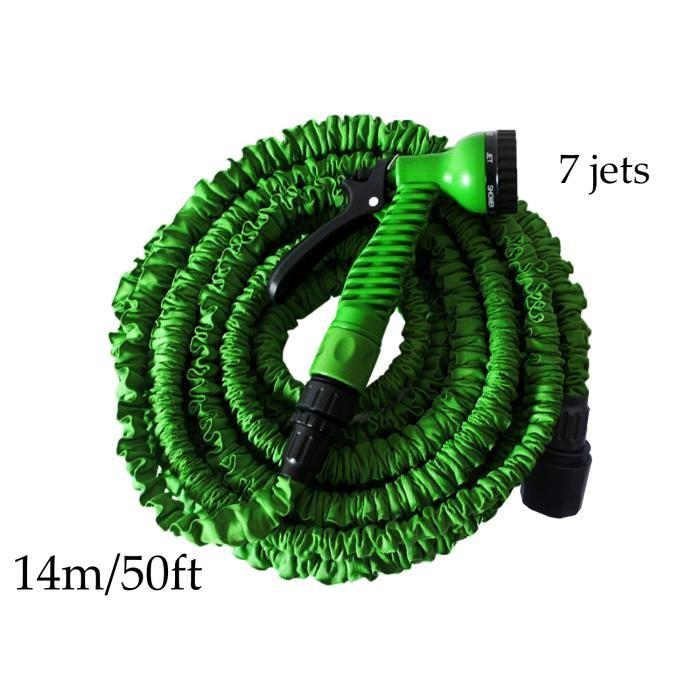 tuyau d'arrosage extensible de 5 à 14 mètres Achat / Vente tuyau