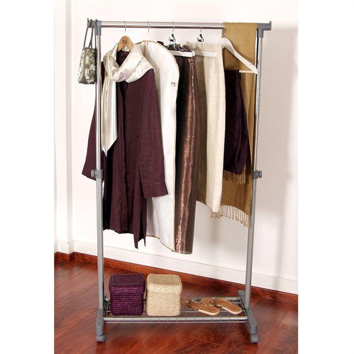 vêtements Achat / Vente penderie mobile Métal Soldes *