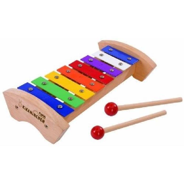 KIKANINCHEN XYLOPHONE EN BOIS Achat / Vente instrument de musique