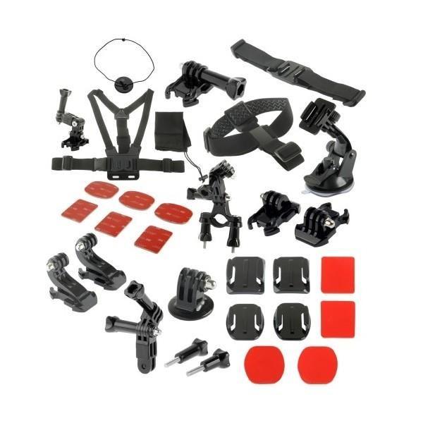 GoPro Hero. Achat / Vente pack accessoires Kit accessoire pour GoPro