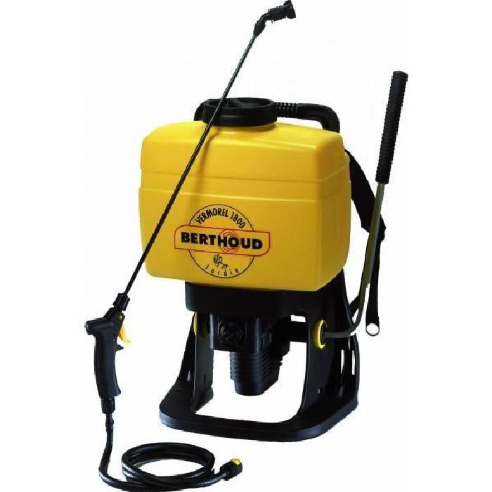 Pulvérisateur à dos vermorel 1800 BERTHOUD Réservoir: capacité