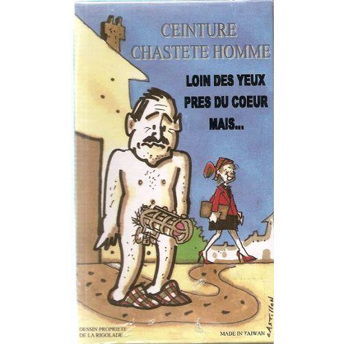 Ceinture De Chastete Homme Achat et vente