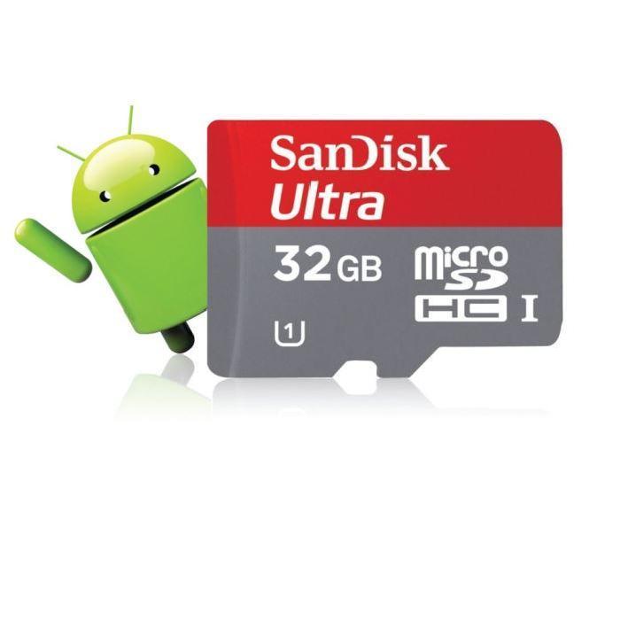 Ultra 32 Go Classe 10 Achat / Vente carte mémoire