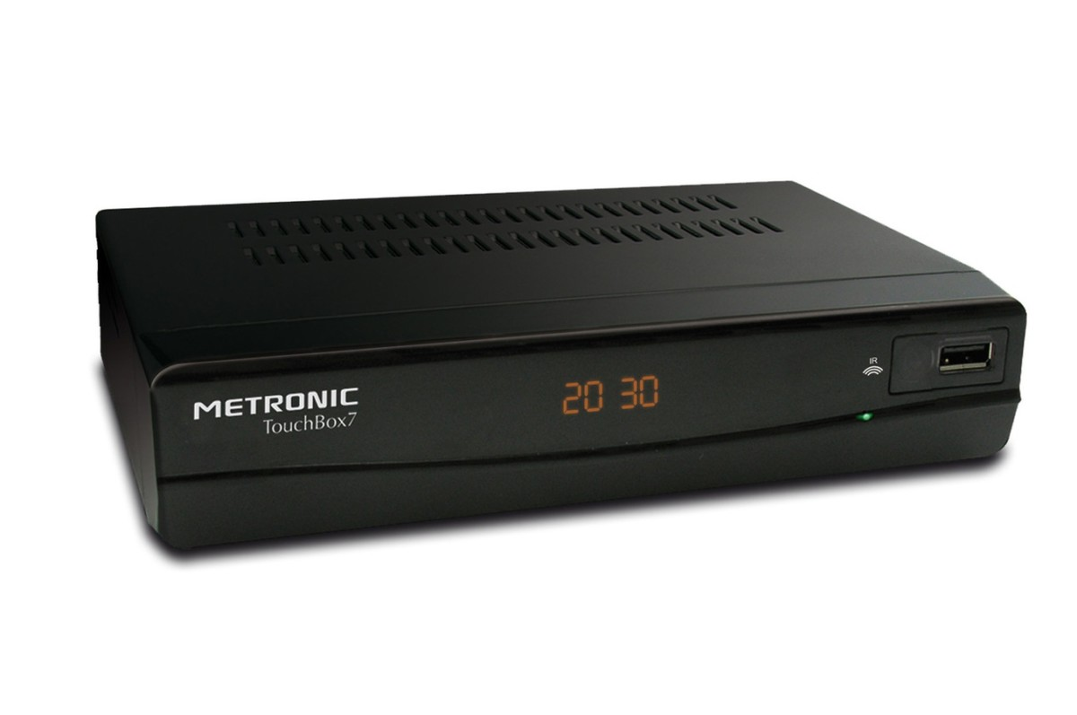 Decodeur satellite Metronic TOUCHBOX7 PVR 441333 (3775577) |