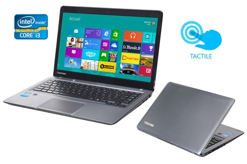 PC portable Toshiba SATELLITE U840T 109 SATELLITEU840T 109 (3773477)