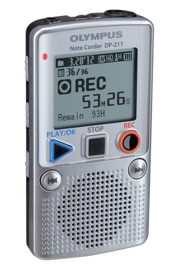 Dictaphone numérique Olympus DP 211 (3689697) |
