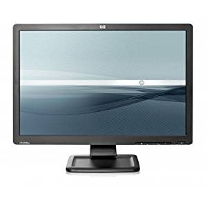 HP LE2201w 22 inch Widescreen LCD Monitor Ecran PC 5 milliseconds