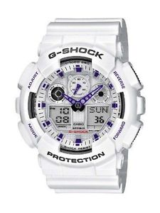 Casio GA 100A 7AER G Shock Montre Homme Quartz