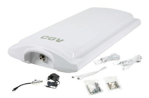 Avis clients pour le produit Antenne TV / TNT Cgv 11511 EXTERIEURE