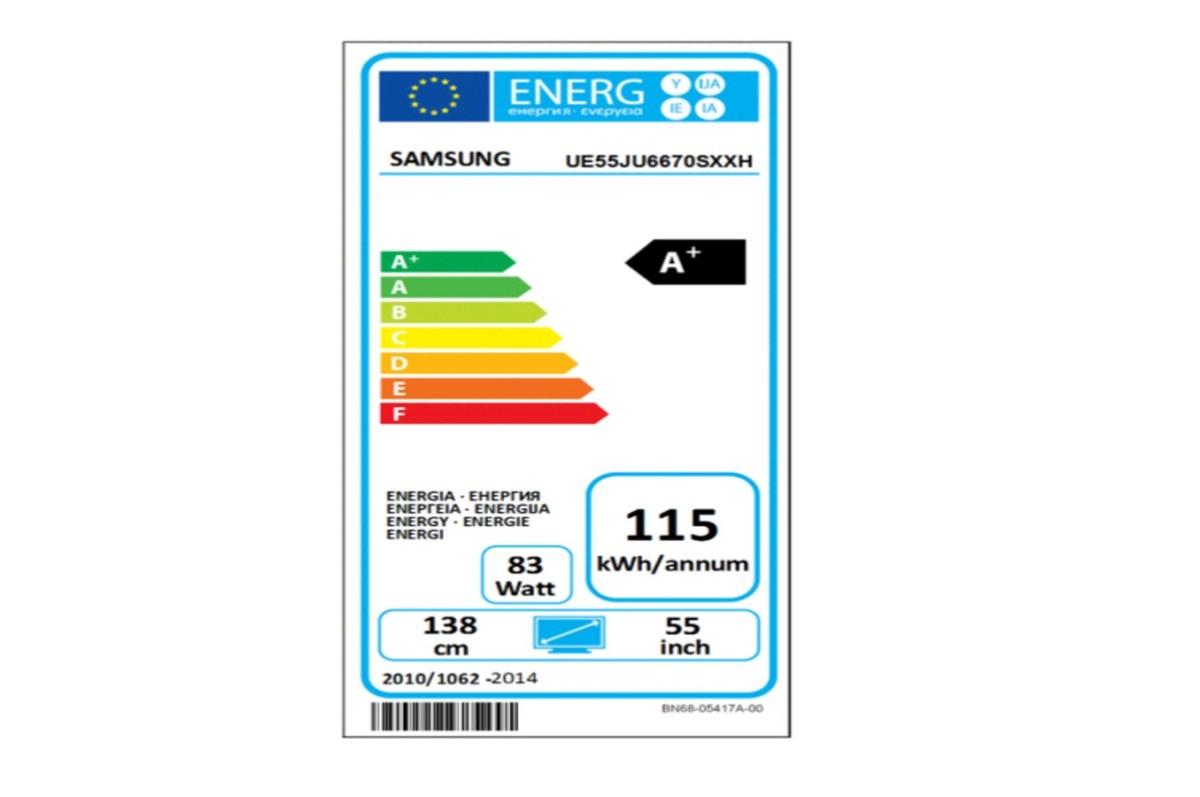 TV LED Samsung UE55JU6670 4K UHD C UE55JU6670 4K UHD C JU6670