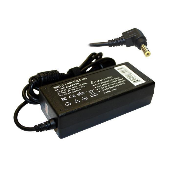 Toshiba Satellite L70 A 12Z Chargeur batterie pour ordinateur portable
