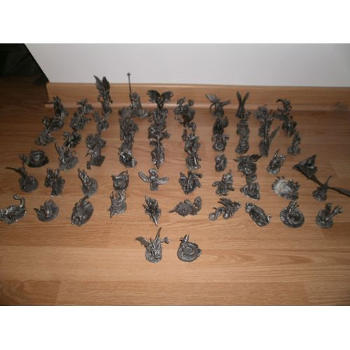 Collection Complète Figurines Dragons Et Créatures Fantastiques