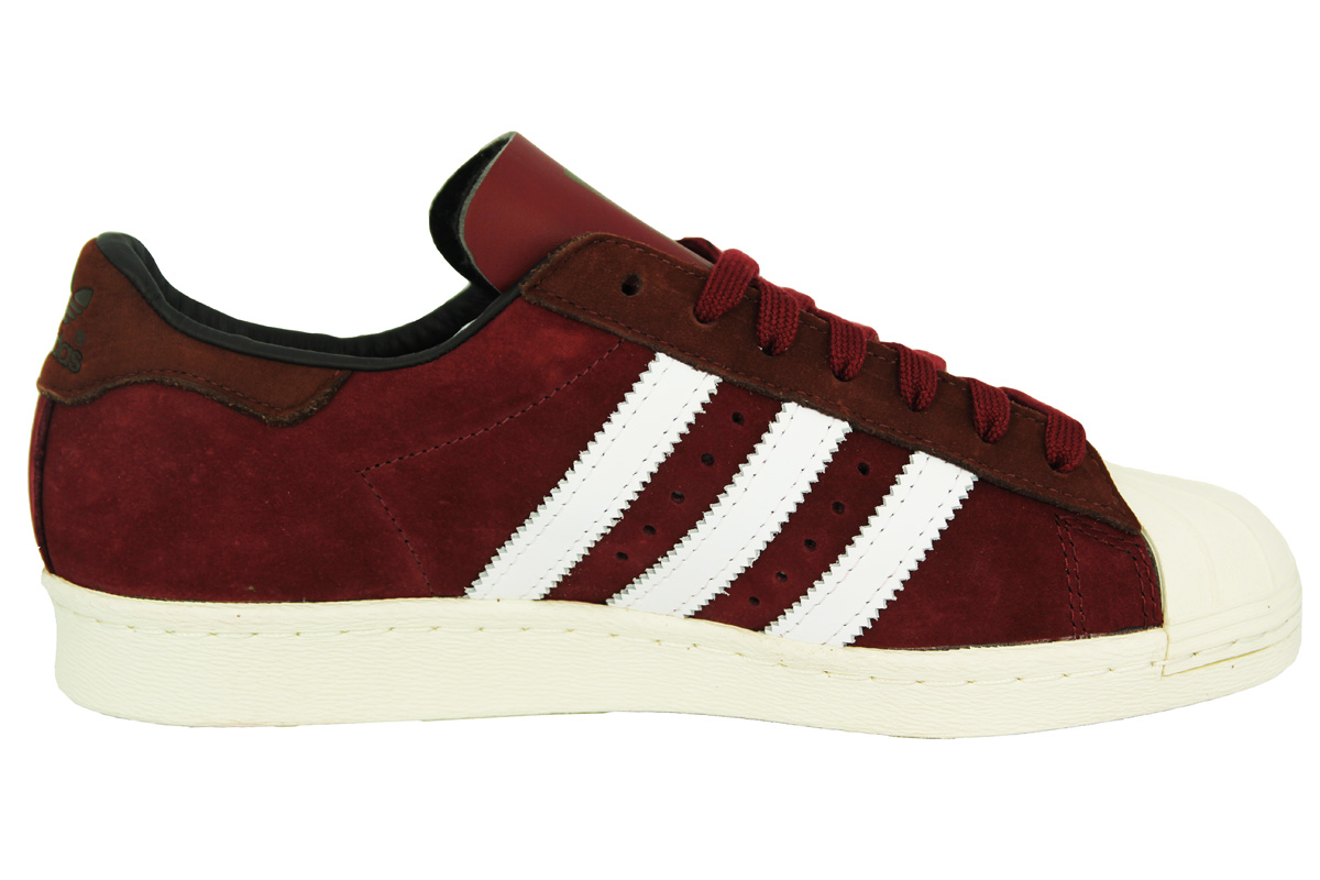 adidas superstar rouge bordeaux