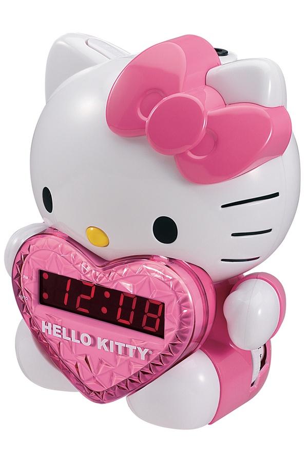 Réveil pour enfants Hello Kitty KT2064 (1317105) |