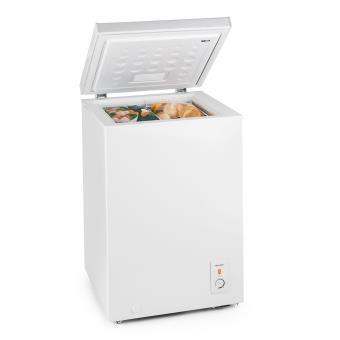 Klarstein Iceblokk Congélateur 100 L 75 W classe A+ blanc Acheter