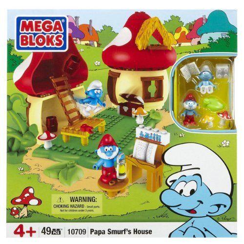 Mega Blocks Megablocks N Jeu de Construction La maison de Grand