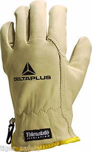 plus venitex FBF50 3M Thinsulate Hiver Froid thermique en cuir gants