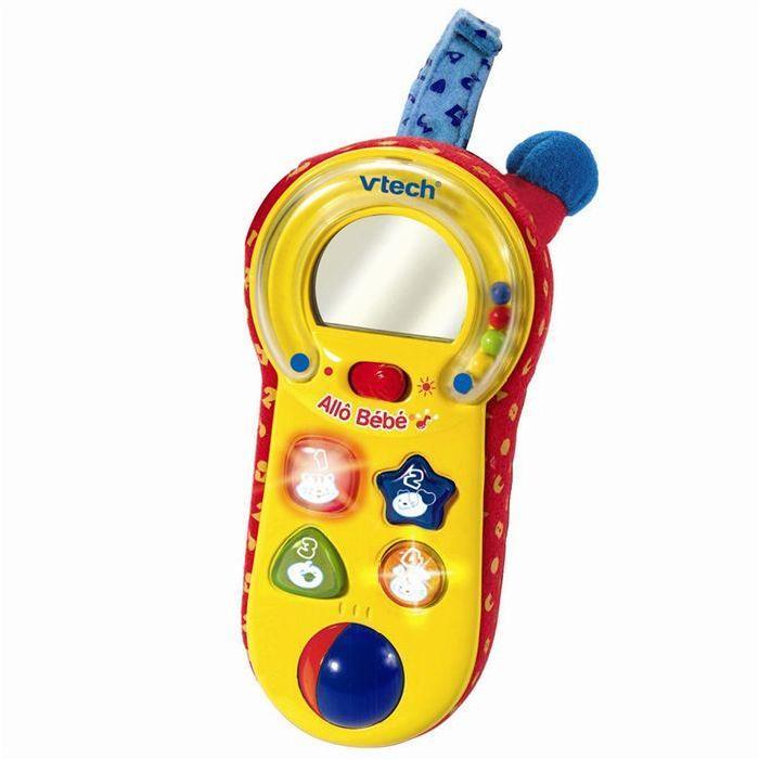 Allo Bébé Jaune Achat / Vente telephone jouet