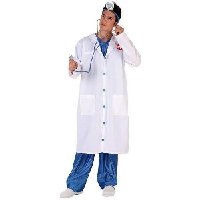 Déguisement homme médecin taille M L Achat / Vente déguisement