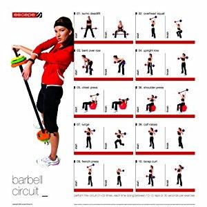 Escape Poster d'exercices avec barre: Sports et Loisirs