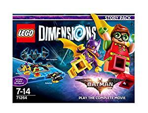 LEGO Dimensions Pack Histoire The LEGO Batman Movie: Jeux