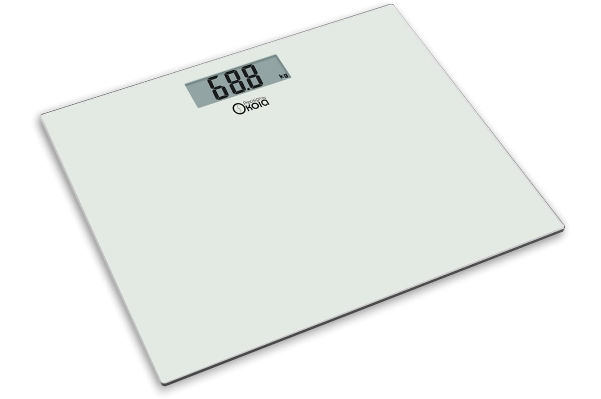 Le pèse personne GS5 de Okoïa s?intégrera dans toutes les salles