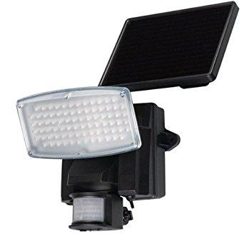 Ranex 5000.346 Projecteur Solaire 80 LED: Luminaires et