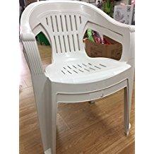 chaise plastique jardin