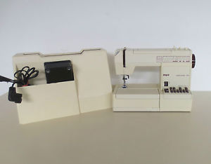 Pfaff hobbymatic 919 machine a coudre coud Cuir Jeans soie etc Made in