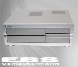 HTPC digitainer MEDION MICRO ATX Multimedia Bureau Boitier lecteur de