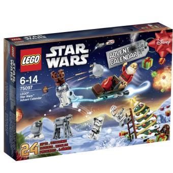 LEGO® Star Wars 75097 Calendrier de L'Avent LEGO® Star Wars Lego