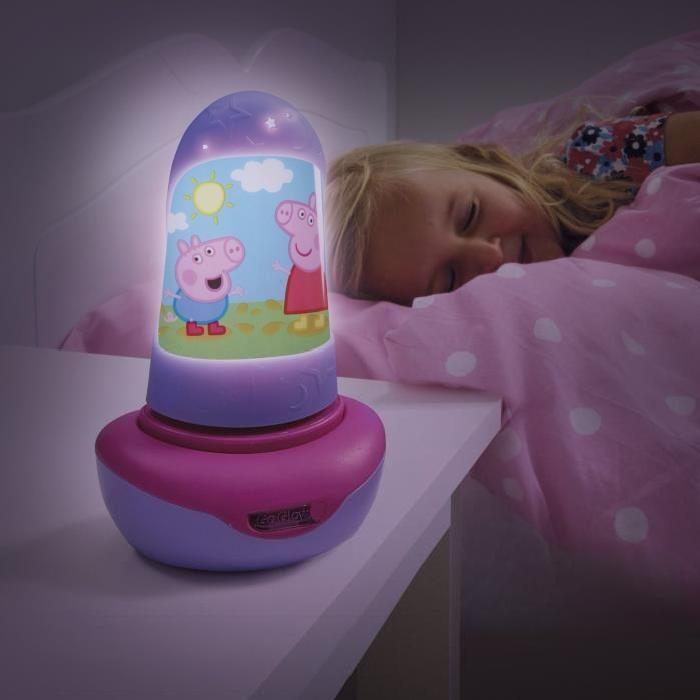 peppa pig veilleuse et lampe torche goglow Achat / Vente veilleuse
