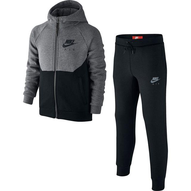 Ensemble survêtement 6 16 ans gris, noir Nike