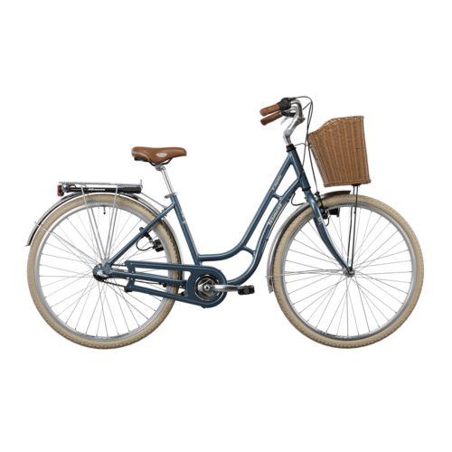 Vermont Saphire Vélo de ville 3 vitesses femme bleu pas cher