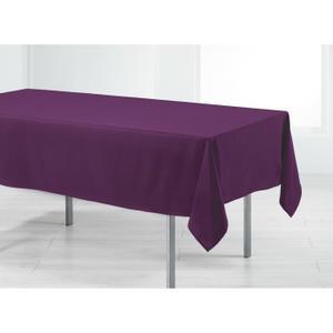 Nappe violet Achat / Vente Nappe violet pas cher