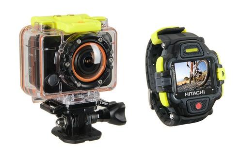 Avis clients pour le produit Caméra sport Hitachi DVS5P8 + RCWD01