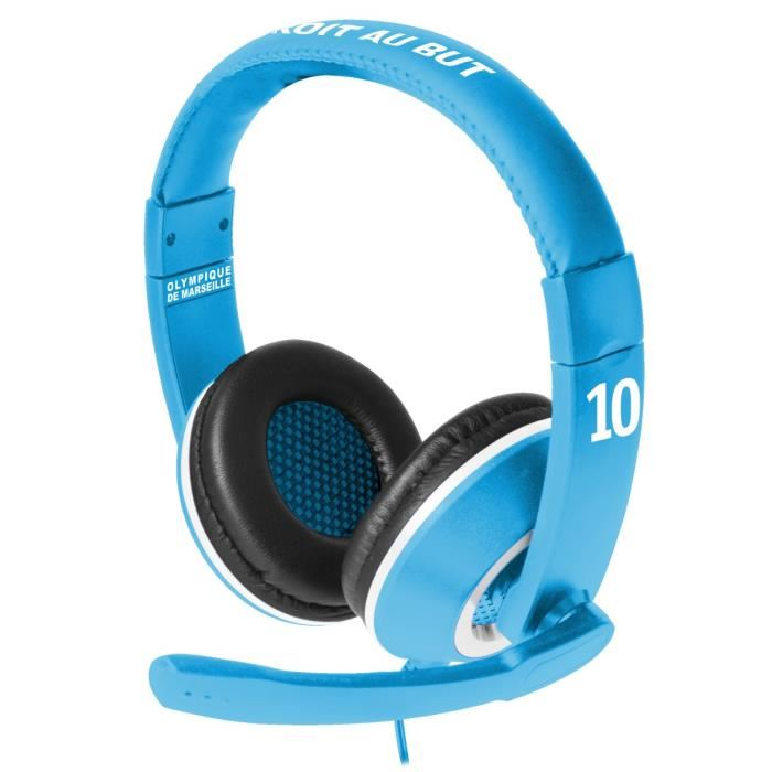 Casque Gaming PS4 Xbox One OM Achat / Vente casque micro console