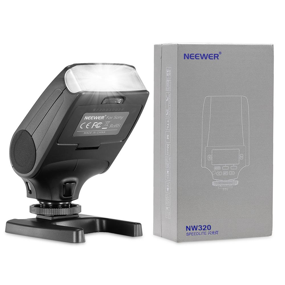 Neewer MK320 TTL Flash pour Sony A7 A7S A7R A7II A3000 A6000 RX1 RX1R