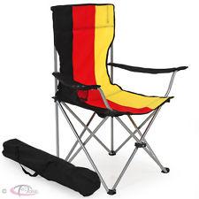 Chaise de camping avec housse pliante fauteuil de camping pliable
