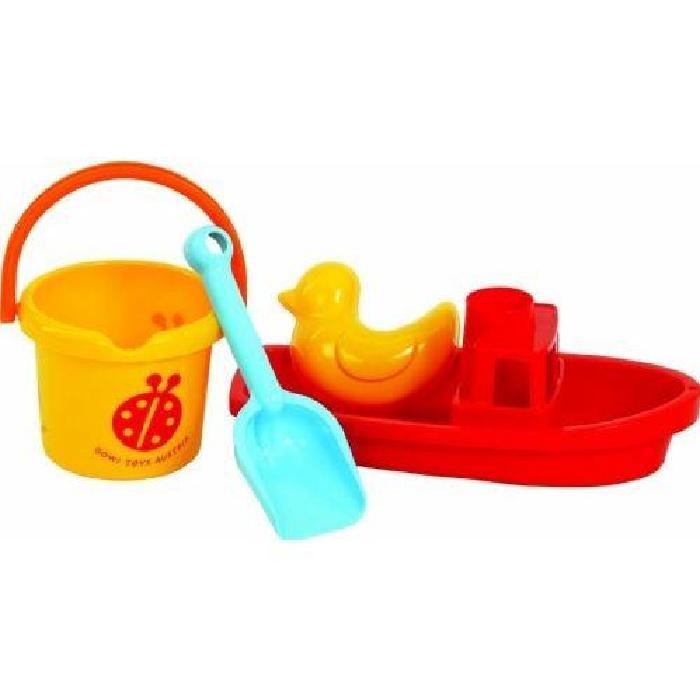 JEU D'EAU ET DE PLAGE SEAU + ? Achat / Vente jouet de plage