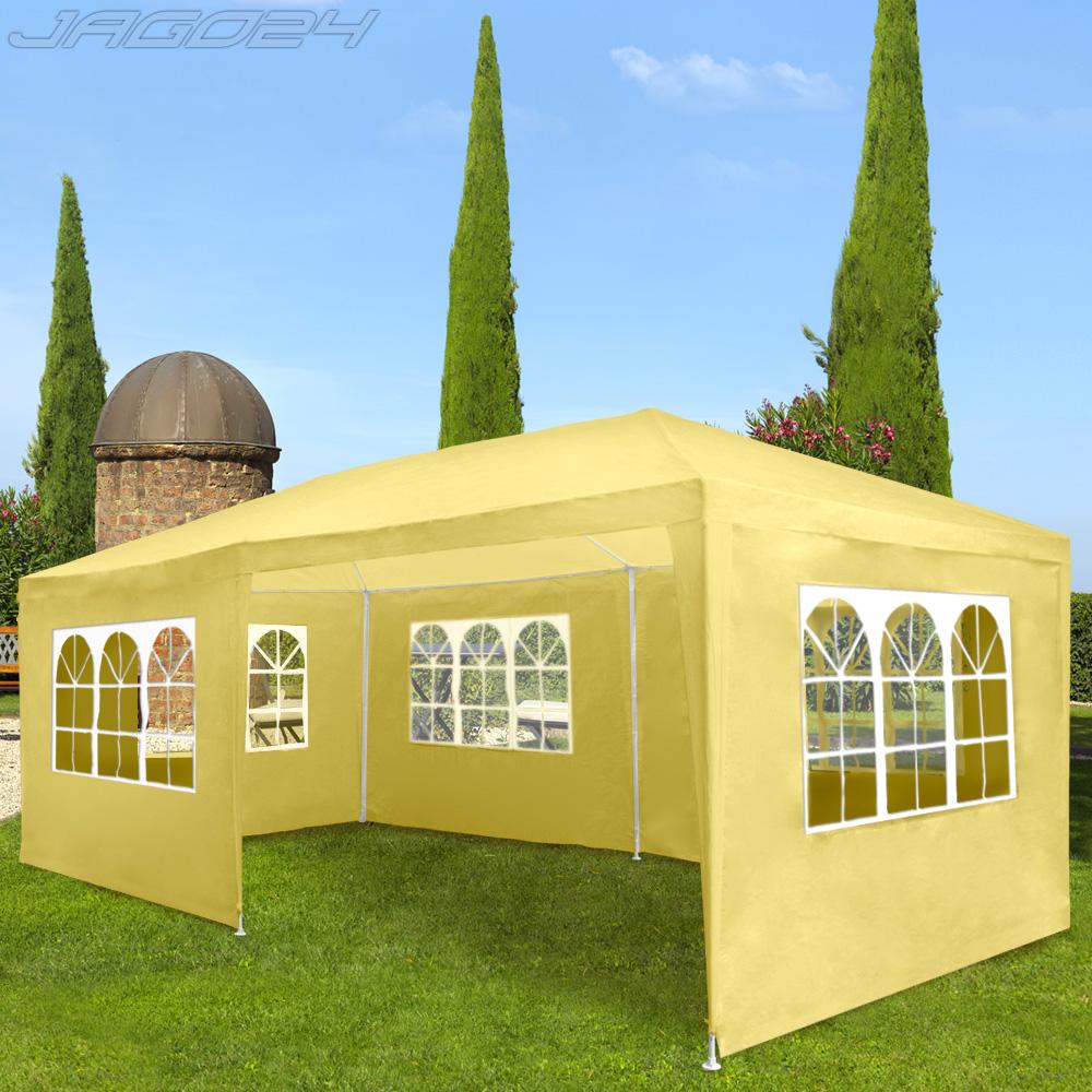 Tonnelle pavillon de jardin barnum tente chapiteau réception auvent