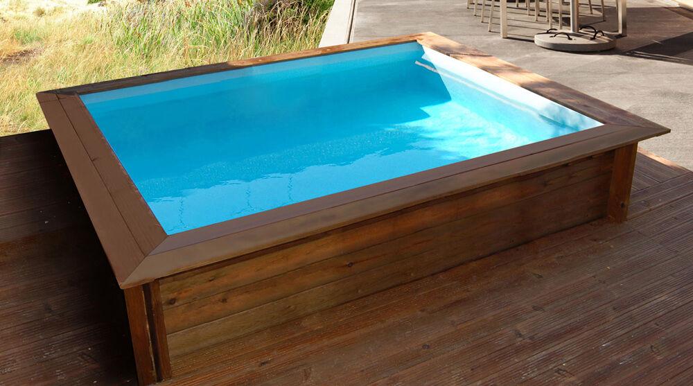 piscine bois 71 - Piscine Bois Solde