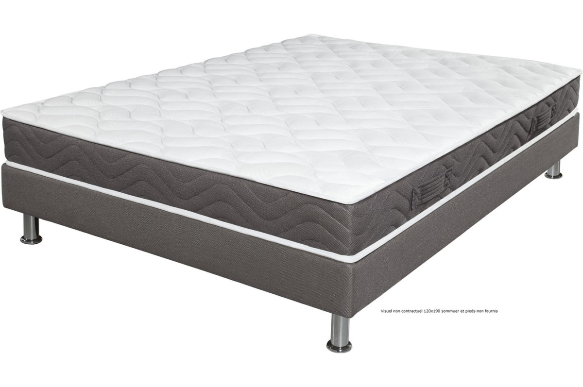 Protege sommier topiwall - Protege sommier 160x200 ...
