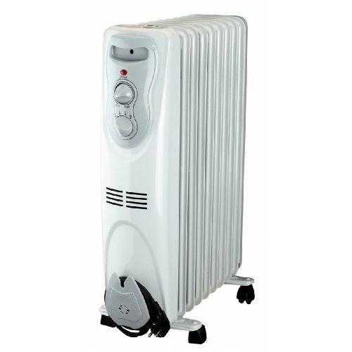 Warm Tech Radiateur bain d'huile 2000W RBH2009 pas cher Achat