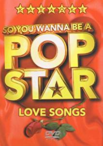 Pop Star Love Songs: Karaoke: DVD & Blu ray