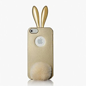 RABITO BUNNY Original Coque iPhone 5S/5 Protection Etui Portable LAPIN