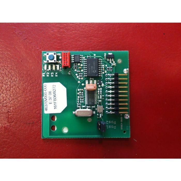 SOMMER 7000V000 Récepteur 4 canaux 868.8Mhz 12/24V récepteur audio