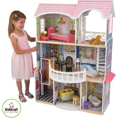 Maison de poupées Manoir Magnolia pas cher Achat / Vente Maisons de